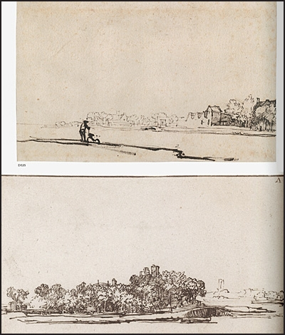 REMBRANDT Tthe Complete Drawings & Etchings