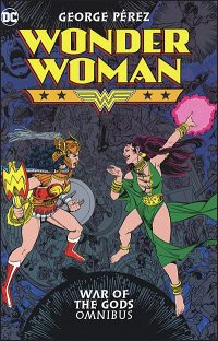 WONDER WOMAN The War of The Gods Omnibus