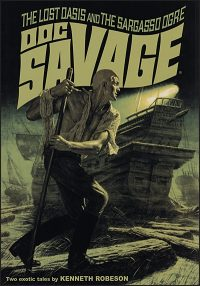 DOC SAVAGE #7 JAMES BAMA COVER