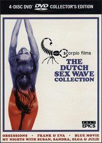DUTCH SEX WAVE COLLECTION DVD