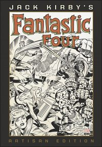 JACK KIRBY FANTASTIC FOUR Artisan Edition