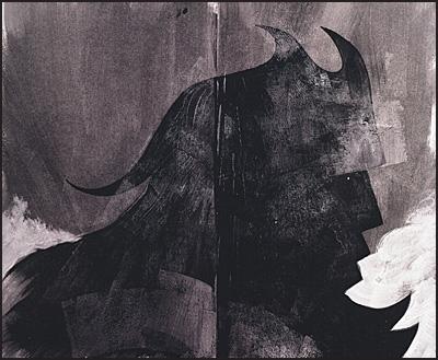 MOUNTAIN OF SMOKE By Jeffrey Alan Love Signed
