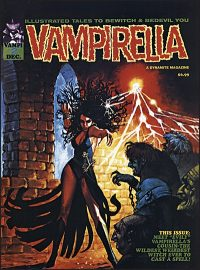 VAMPIRELLA Volume 2 1969 Replica Edition