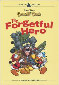 DISNEY MASTERS Volume 12 Donald the Forgetful Hero