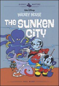 DISNEY MASTERS Volume 13 Mickey Mouse The Sunken City