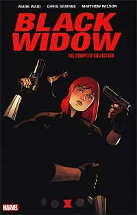 BLACK WIDOW BY WAID & SAMNEE The Complete Collection