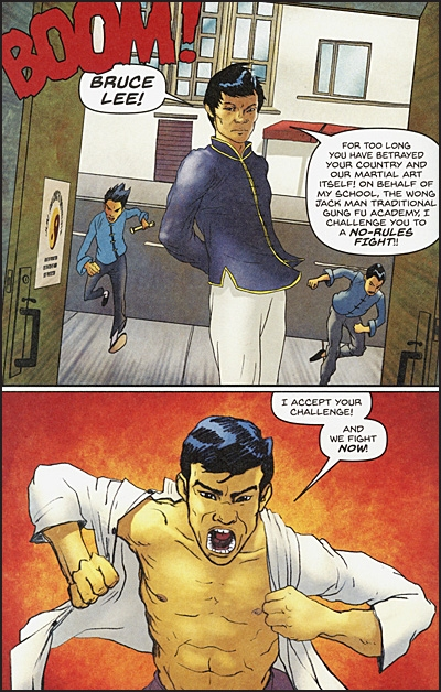 BOY WHO BECAME A DRAGON A Biography of Bruce Lee