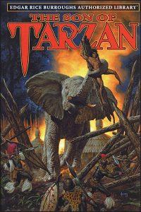 EDGAR RICE BURROUGHS AUTHORIZED LIBRARY Volume 4 The Son of Tarzan