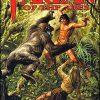 EDGAR RICE BURROUGHS AUTHORIZED LIBRARY 4 Book Tarzan Set