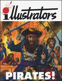 ILLUSTRATORS QUARTERLY SPECIAL #7 PIRATES!