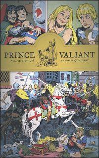 PRINCE VALIANT Volume 21