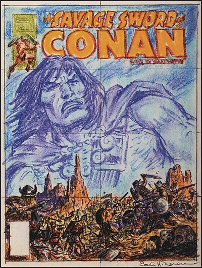 THE SAVAGE SWORD OF CONAN The Original Marvel Years Omnibus Volume 3