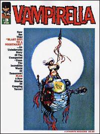 VAMPIRELLA Volume 3 1969 Replica Edition