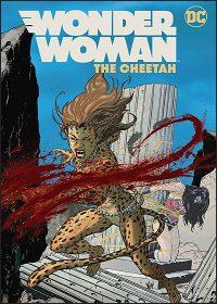 WONDER WOMAN The Cheetah