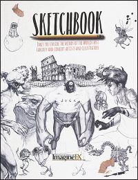 SKETCHBOOK Takes You Inside the Minds of the World's Best Fantasy and Concept Artists and Illustrators
