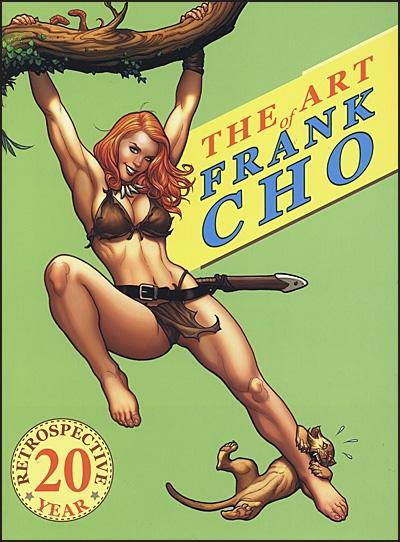 THE ART OF FRANK CHO A Twenty-Year Retrospective Signed