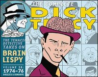 THE COMPLETE CHESTER GOULD'S DICK TRACY Volume 28