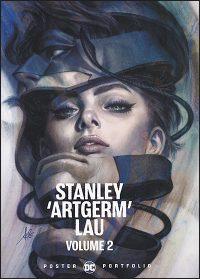 "DC POSTER PORTFOLIO Stanley ""Artgerm"" Lau 2"