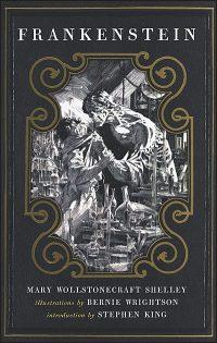 FRANKENSTEIN BY BERNIE WRIGHTSON Hardcover