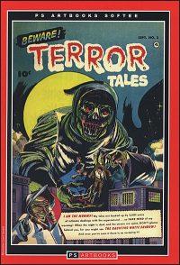 PS Artbooks Softee Pre-Code Classics Beware! Terror Tales Volume 1