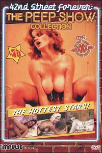 42ND STREET FOREVER Peep Show Collection #40 DVD