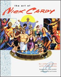 THE ART OF NICK CARDY Signed