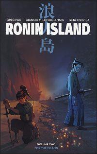 RONIN ISLAND Volume 2 For the Island