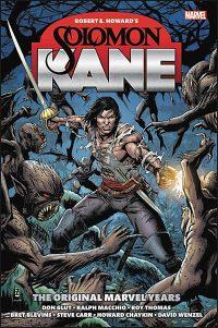 SOLOMON KANE The Original Marvel Years Omnibus