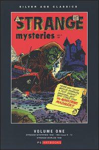 SILVER AGE CLASSICS: STRANGE MYSTERIES Volume 1 Hardcover