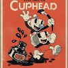 THE ART OF CUPHEAD Deluxe Signed
