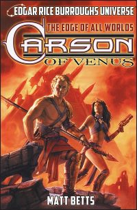 CARSON OF VENUS The Edge of All Worlds