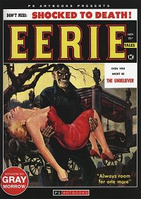 EERIE TALES Volume 1 Magazine