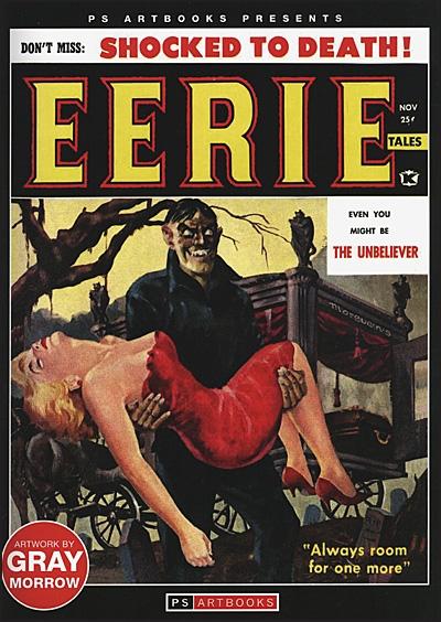 EERIE TALES MAGAZINE Volume 1