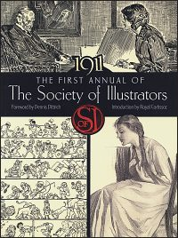 THE FIRST ANNUAL OF THE SOCIETY OF ILLUSTRATORS 1911