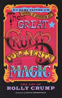 GREAT CRUMP PRESENTS HIS MAGIC The Art of Rolly Crump