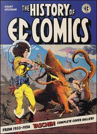 THE HISTORY OF EC COMICS Signed