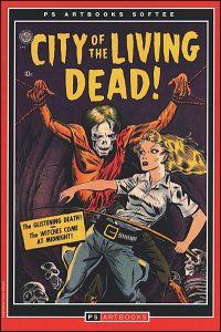 PS Artbooks Softee Weird Adventures Volume 1 City of the Living Dead