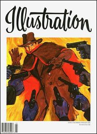 ILLUSTRATION MAGAZINE #26