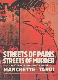 STREETS OF PARIS, STREETS OF MURDER 1&2 Slipcased Set