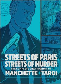 STREETS OF PARIS, STREETS OF MURDER Volume 2