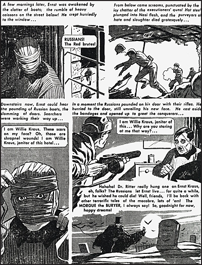 WEIRD MYSTERIES MAGAZINE Volume 1