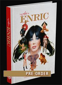 THE ART OF ENRIC Hardcover