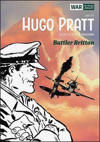 BATTLER BRITTON By Hugo Pratt