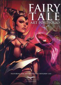 GRIMM FAIRY TALE 15TH ANNIVERSARY Art Portfolio