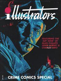 ILLUSTRATORS QUARTERLY SPECIAL #9 Crime Comics Special