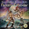 BORIS VALLEJO & JULIE BELL Fantasy 2021 Calendar