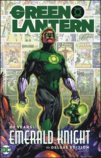 GREEN LANTERN 80 Years of the Emerald Knight