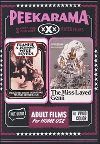 PEEKARAMA FRANKIE AND JOHNNY WERE LOVERS & THE MISLAYED GENIE DVD