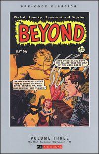 PRE-CODE CLASSICS: THE BEYOND Volume 3
