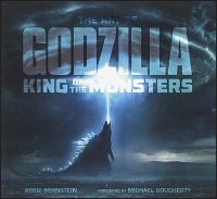 THE ART OF GODZILLA KING OF THE MONSTERS